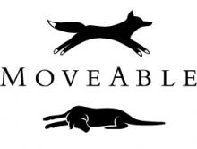 Moveable logo