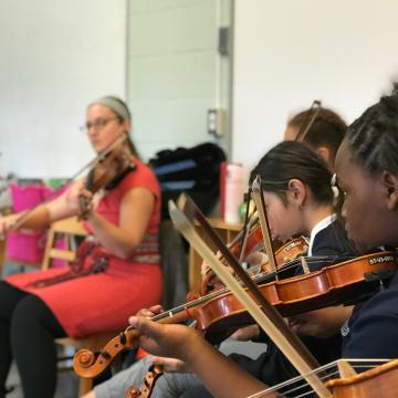 Metis Fiddle Workshops